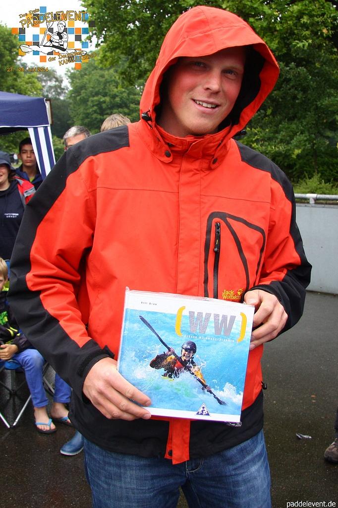David hat ein Buch gewonnen :-)