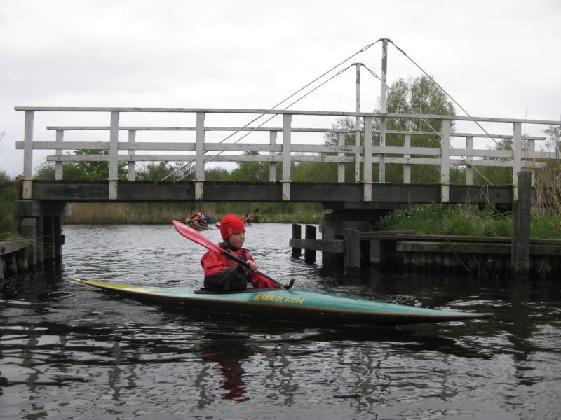 Mit dem Slalomboot durch die Grachten