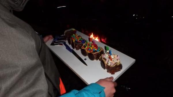 Patrik´s Geburtstagskuchen