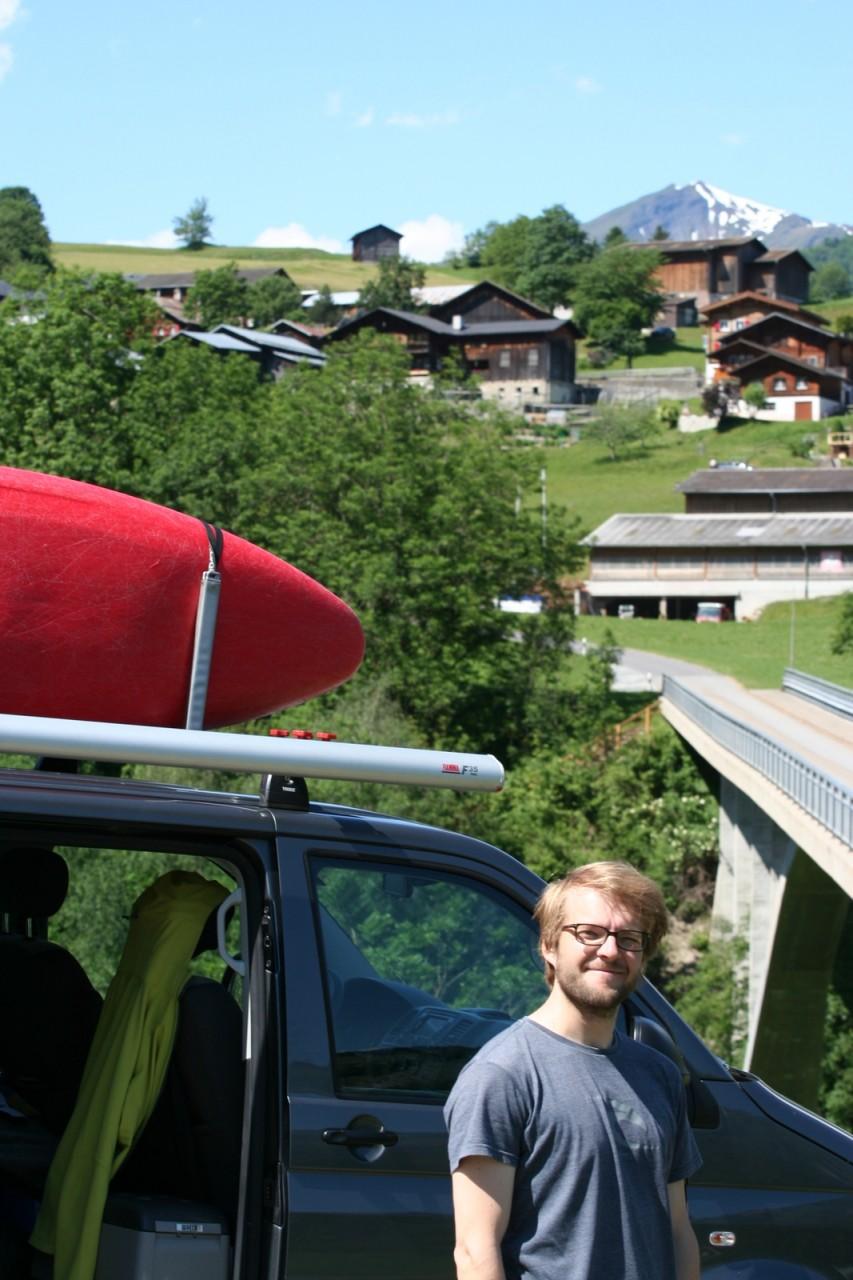 Schwizzer Alpenpanorama